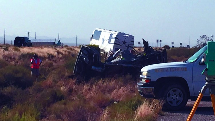 Dallas Cowboys bus involved in fatal crash in Arizona