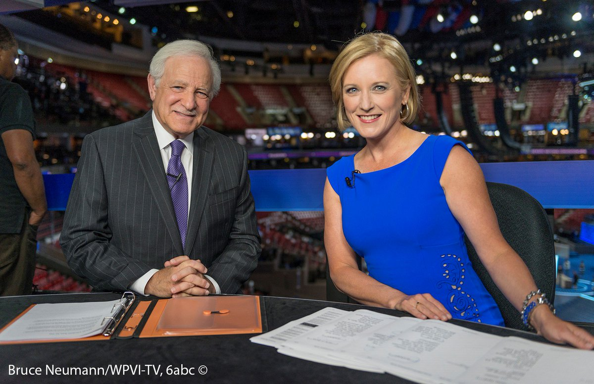Behind the scenes of Action News at DNCinPHL