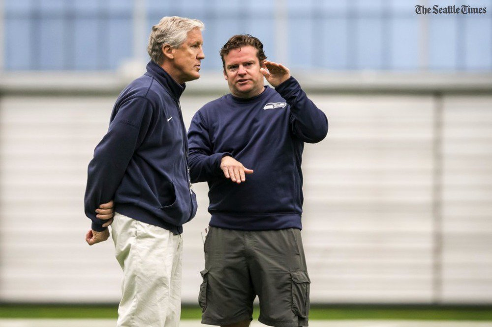 Seahawks GM John Schneider agrees to contract extension, report says