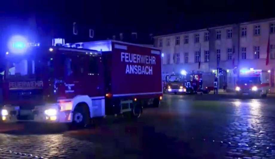 Police: Bavarian official says attacker was Syrian denied asylum