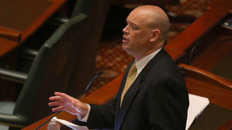 Top Rauner ally abruptly resigns from Illinois House, citing