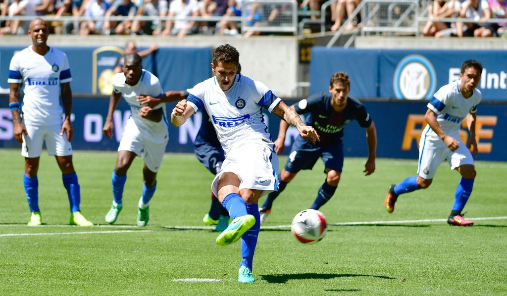 INTER perde 3-1 contro il Paris SG nell'International Champions Cup