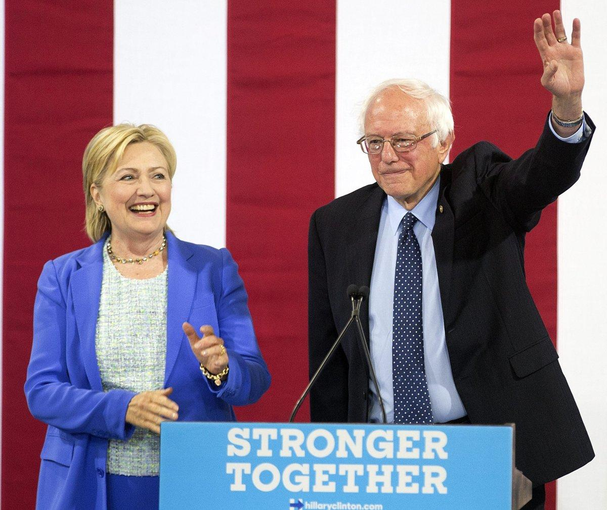 Bernie Sanders will still speak at the DNCinPHL. Here's who is else is scheduled to speak