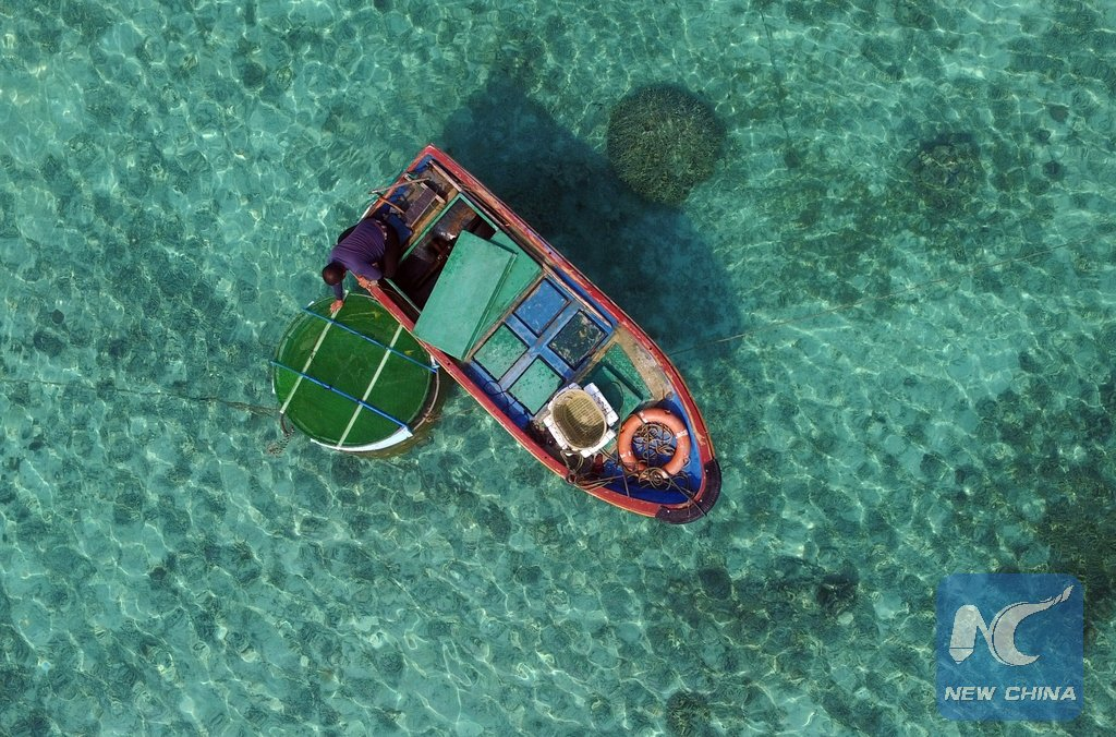 RT @XHNews China's Sansha city will allocate $748K annually for maritime ecological protection https://t.co/8YSUS55sCa