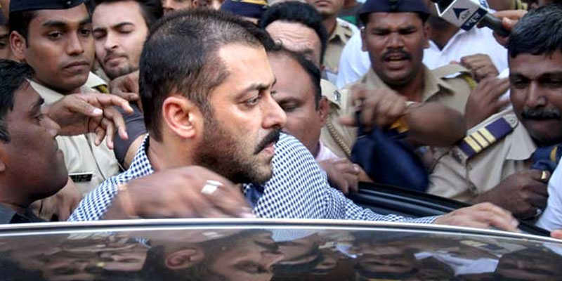 Salman Khan acquitted in Chinkara poaching cases