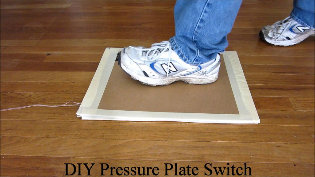 Build Your Own Pressure Plate Switch https://t.co/NONtUc0kmo #pressureplate #arduino #diyprojects #IoT https://t.co/r4ncTr826d