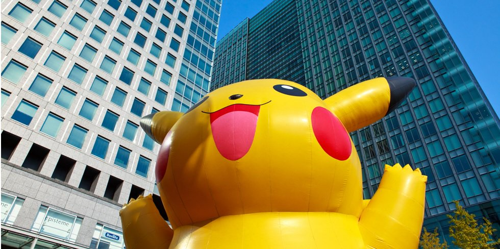 What does Pokemon Go mean for the marketing industry? https://t.co/gWadtCCAVK https://t.co/FreizfNMrg