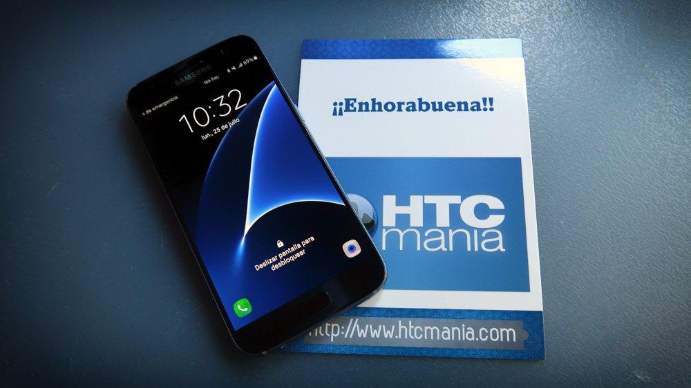 [ SORTEO ] Sorteamos un espectacular Samsung Galaxy S7 https://t.co/kEJyZImDB9 #htcmania https://t.co/BsnmCnk4SN