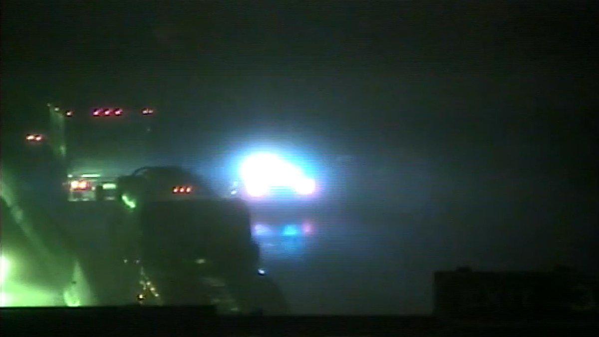 I-76/Schuylkill Exwy Eastbound Approaching RT-1 City Av (339) - Overturned Vehicle - right lane,@fox29philly