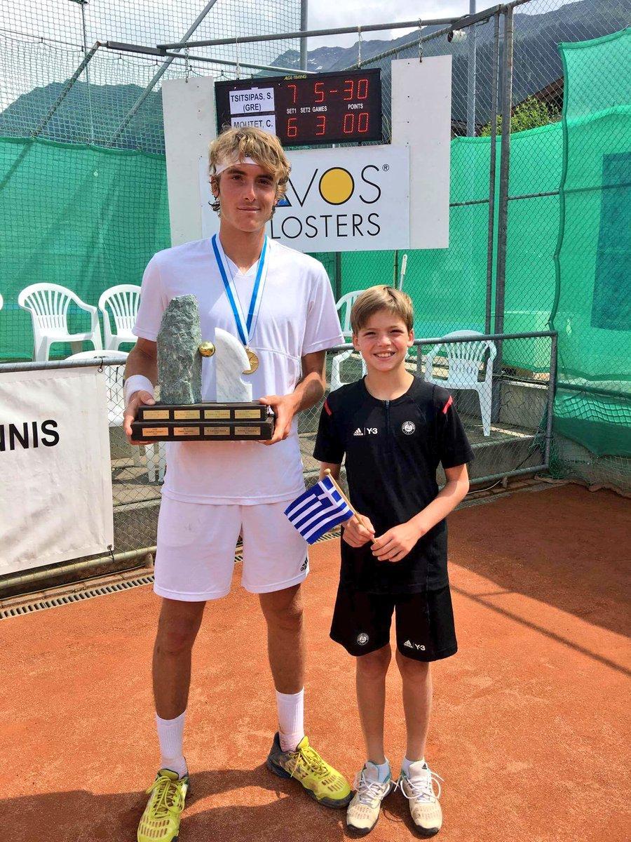 Stefanos Tsitsipas 2014 2018 Page 9 Mens Tennis Forums