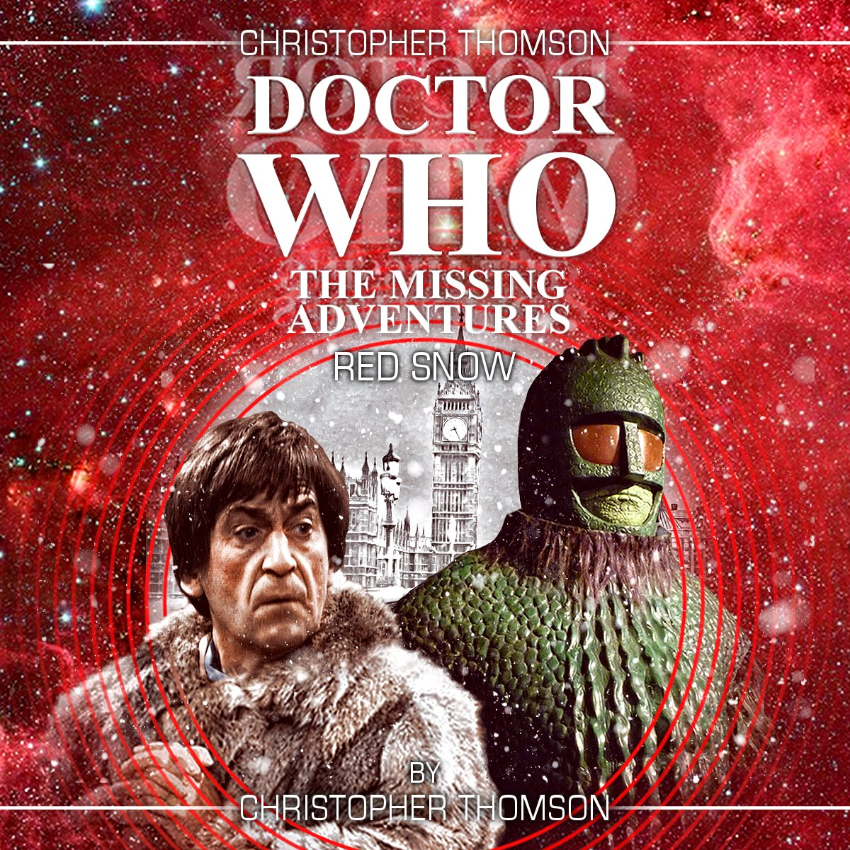 Doctor Who - Second Doctor (Lost Adventures)  - Christopher Thompson, Benji Clifford