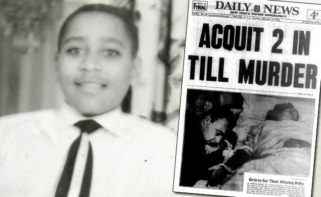 Emmett Till would have been 75 today. An all-white jury acquitted his killers in 1955