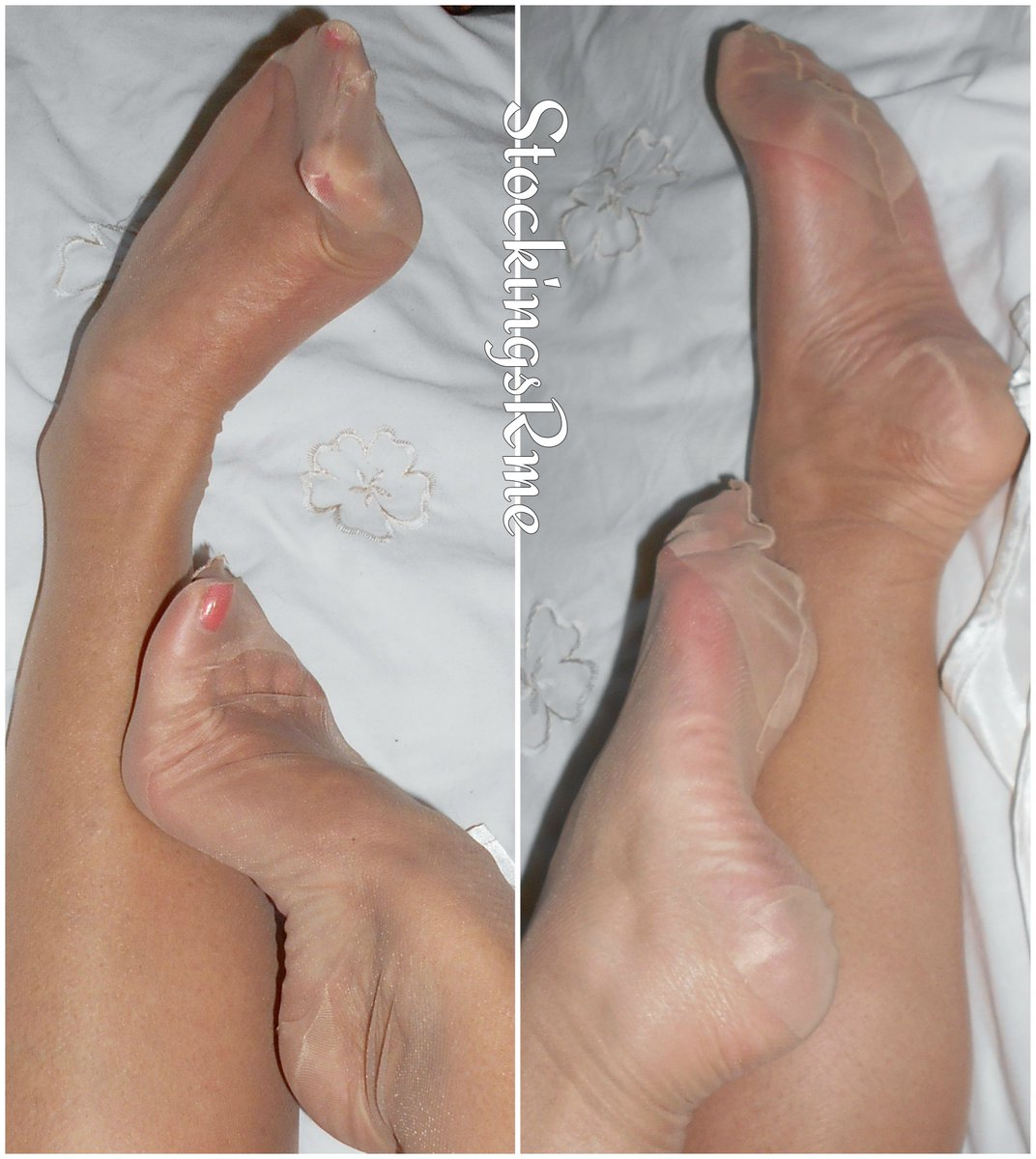 Shemale Pantyhose On Shemale