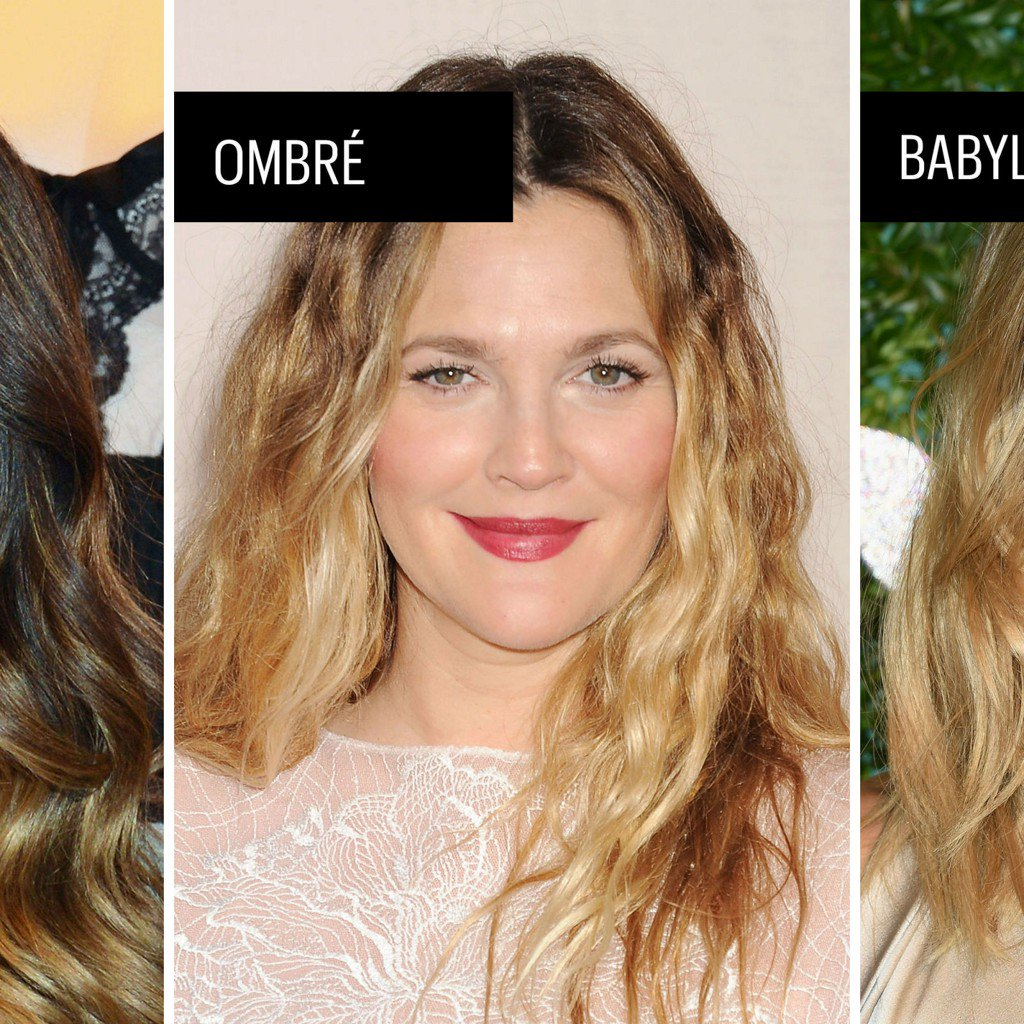Marie Claire On Twitter The Celebrity Guide To Getting Highlights