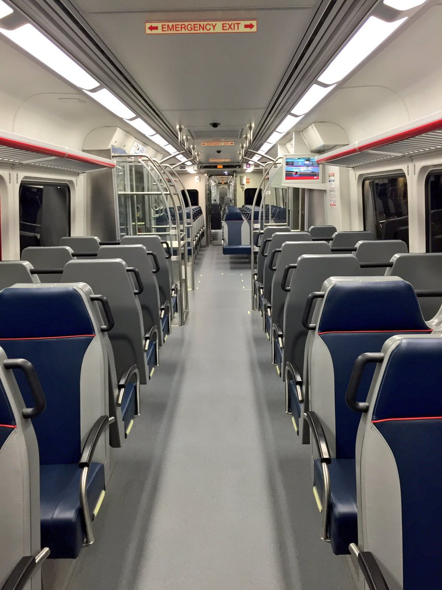 Hello B line! On 9newsmornings, I'm taking you on the new commuter rail line from @DenversStation to Westminster