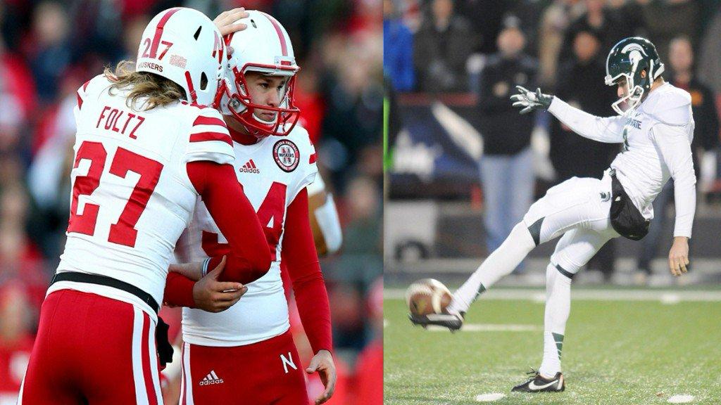 Two college football punters die in car crash