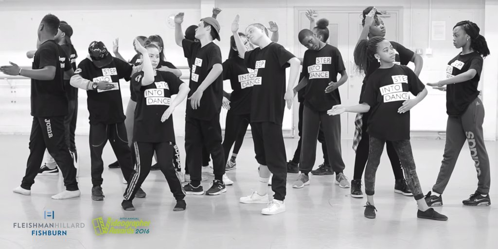 RT @FHFLondon: Our @RADheadquarters film for @thepatronslunch has won an Award of Excellence! Read: https://t.co/p9c0yDr7OY https://t.co/YP…