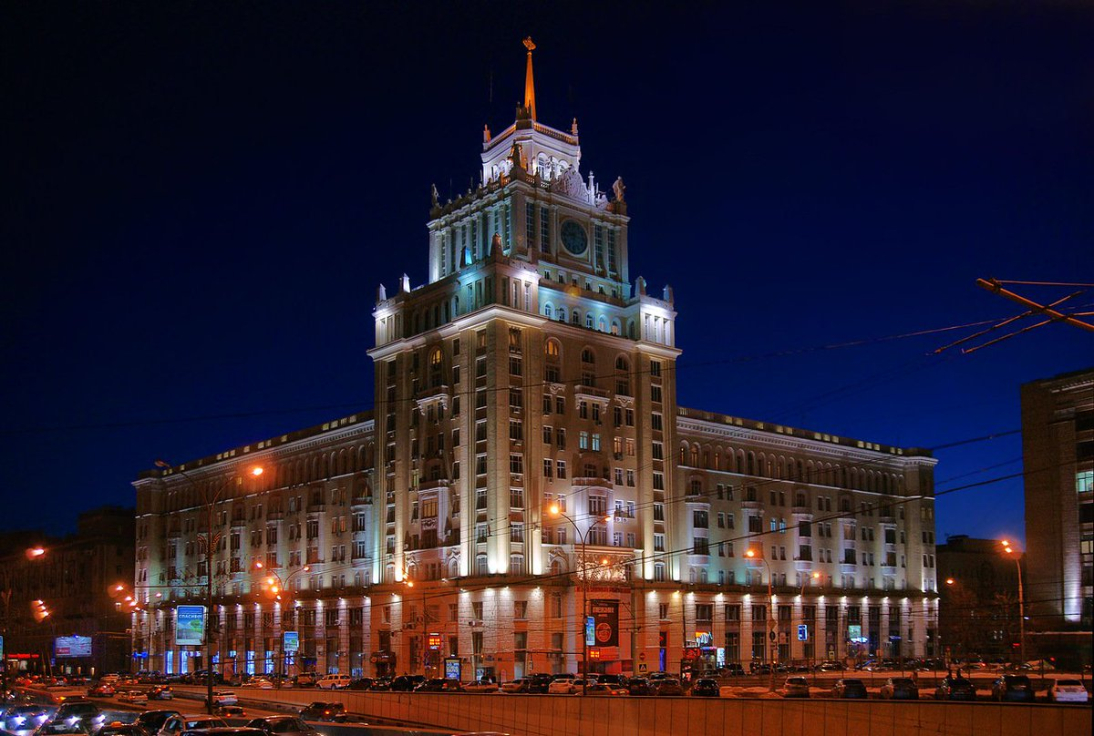гостиницы около казанского вокзала москва