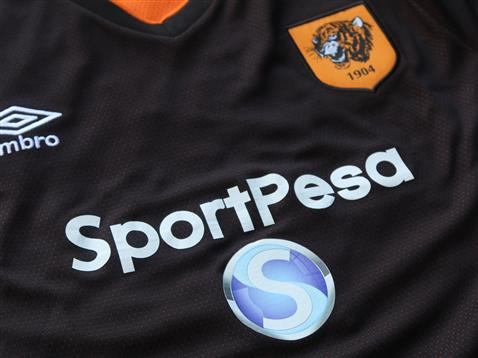 Tigers Announce New Official Sponsor ohh  sooory  poor  kenyans