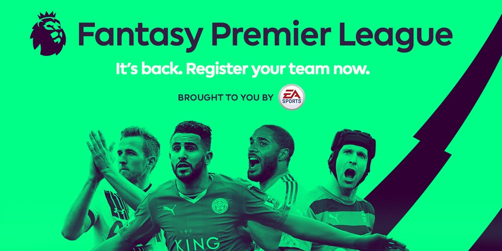 Premier League On Twitter The World S Leading Fantasy Football Game Is Back Sign Up For Fpl Https T Co Adydmfzrmr