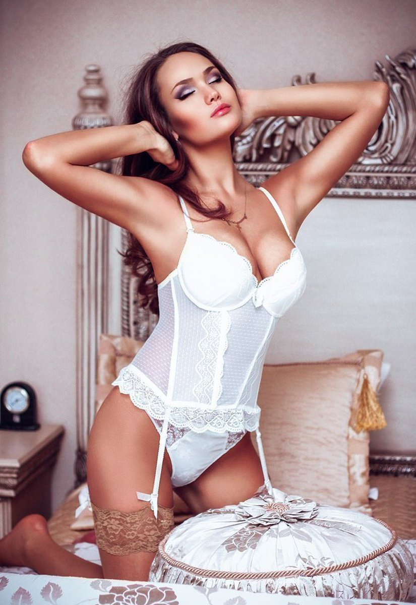 lingerie Russian models girls