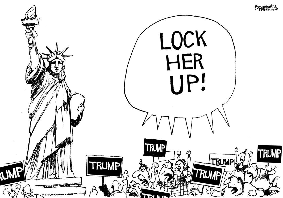 Today's @BillBramhall cartoon   SEE MORE