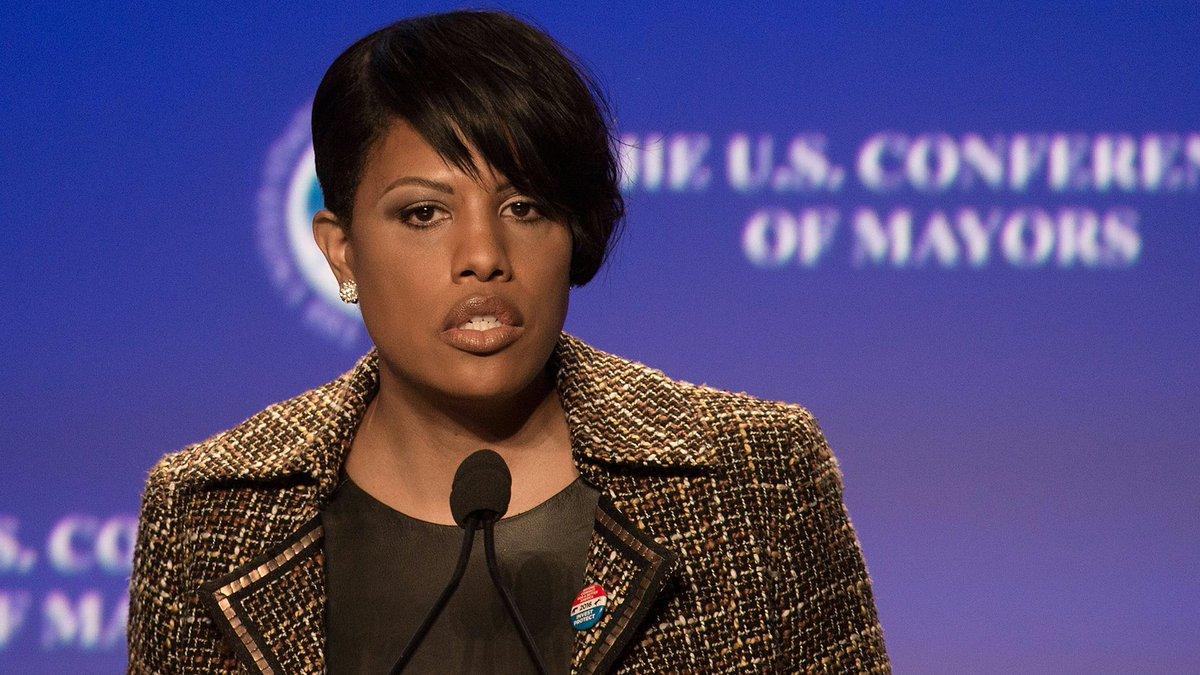 Baltimore Mayor Stephanie Rawlings-Blake to gavel in DNC in place of Debbie Wasserman