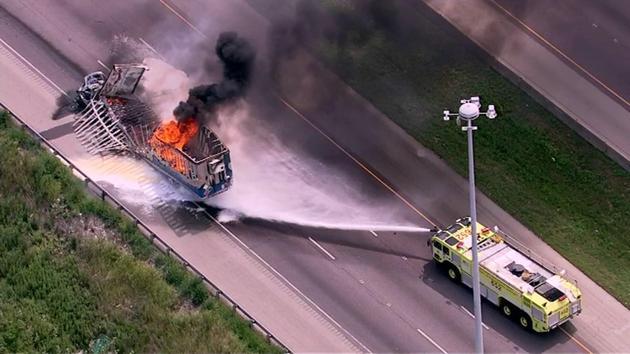 TRAFFIC UPDATE: 2 lanes open on IB Stevenson at Cicero after deadly crash -