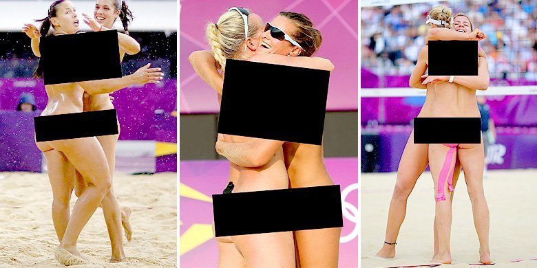 Censored Beach Volleyball is Even Better To Watch Than Normal Beach Volleyball. Fact https://t.co/vIlwiyyfXb https://t.co/Lz5DxI8kb6