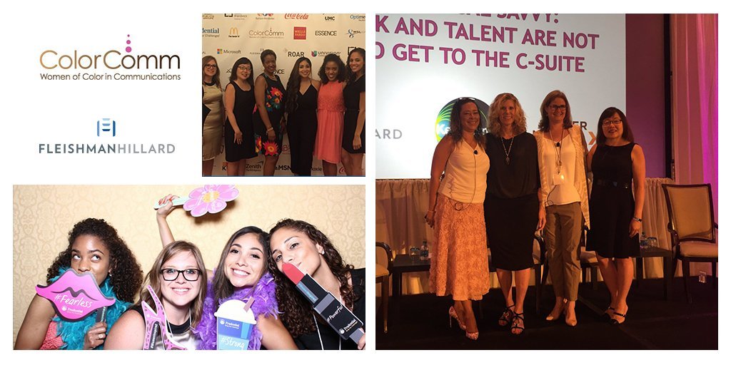 We had a great week at ColorComm 2016, where our own @REK100 talked political savvy for workplace success. #C2Miami https://t.co/cV5TW85Uao