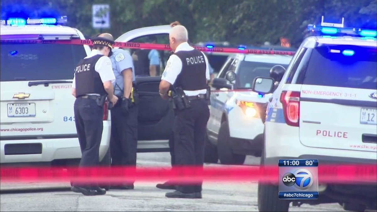 CPD employee shot man who tried to rob him on West Side, police say -