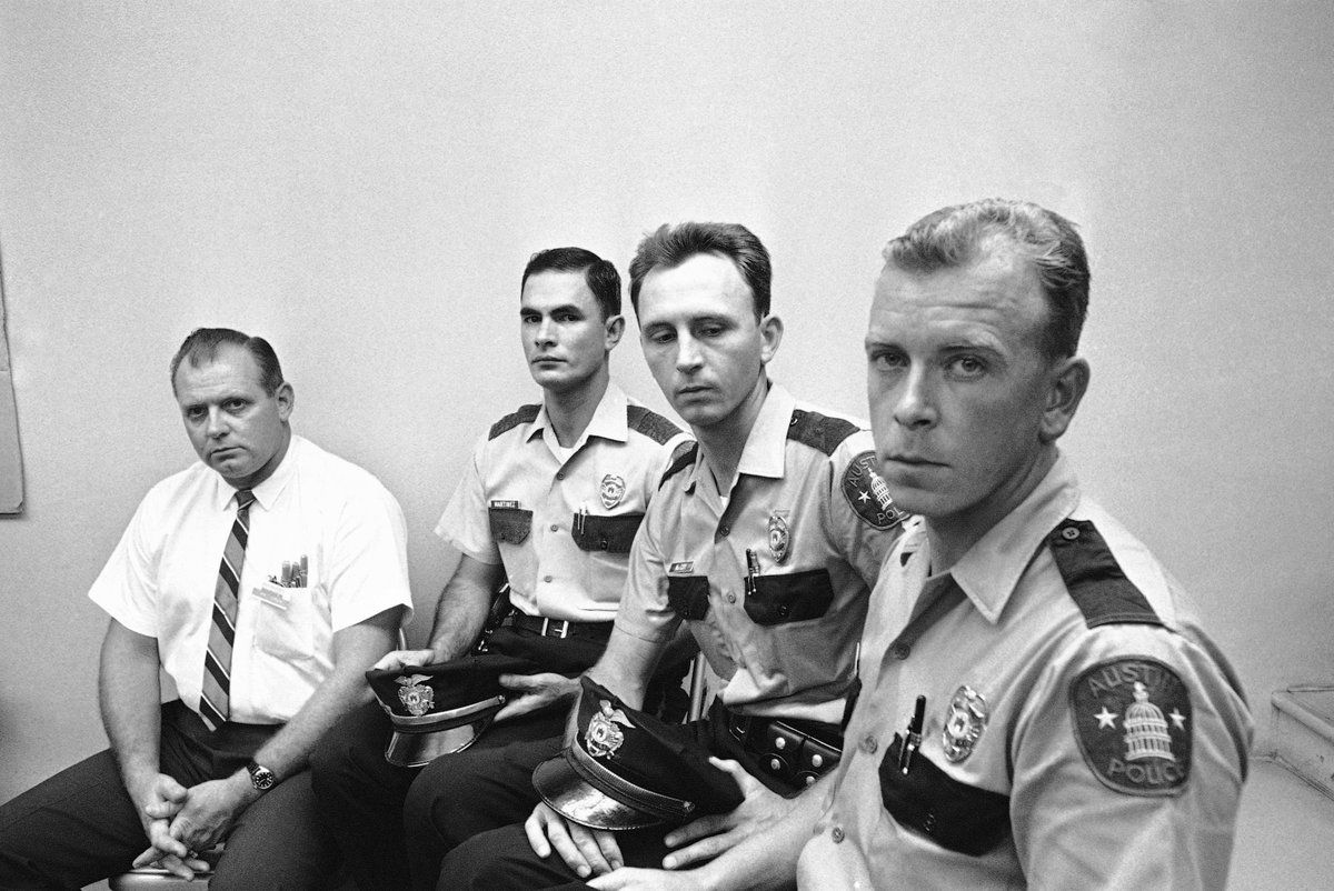 How the 1966 Tower sniper attack fueled debate over campus carry at UT tower50