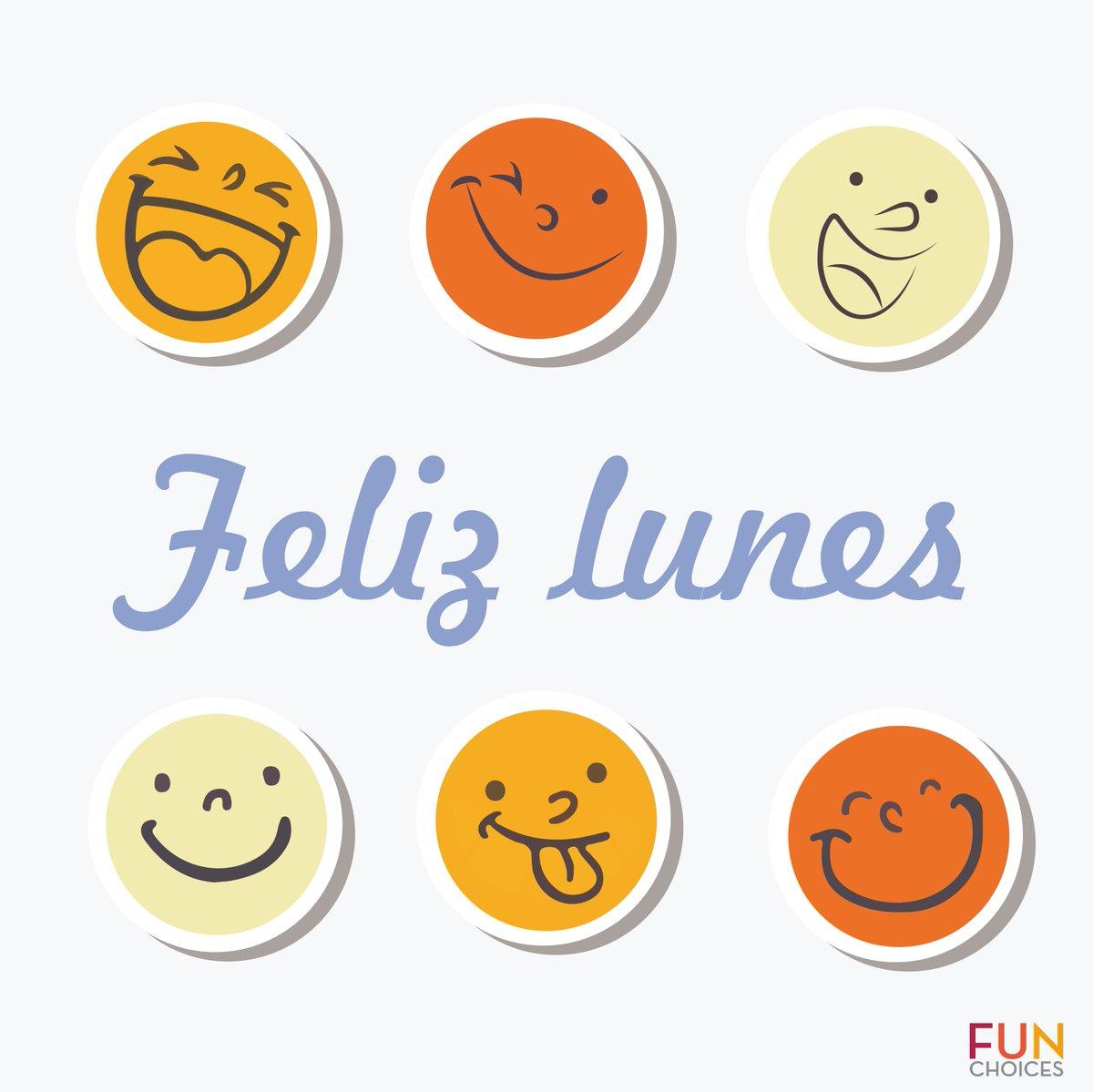 Llegamos a la última semana de #Julio  Empecemos la semana con el mejor ánimo 😀 #veranoFUN https://t.co/3pxBuCWJJq