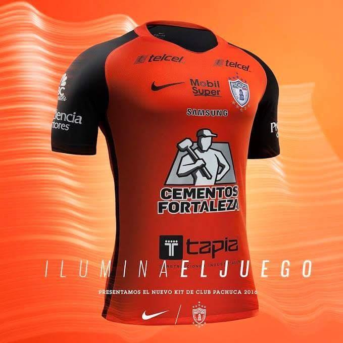 Liga MX 16 17 Kit List   LigaMX 11e260c69
