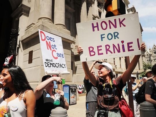 News@noon: DNC, DavontaeSanford and how did we get here