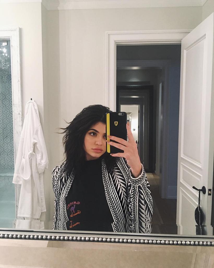 "25 Beste Idee�n Over Kylie Jenner Quotes Op Pinterest: Kylie Jenner On Twitter: ""This Resting Bitch Face😍…"