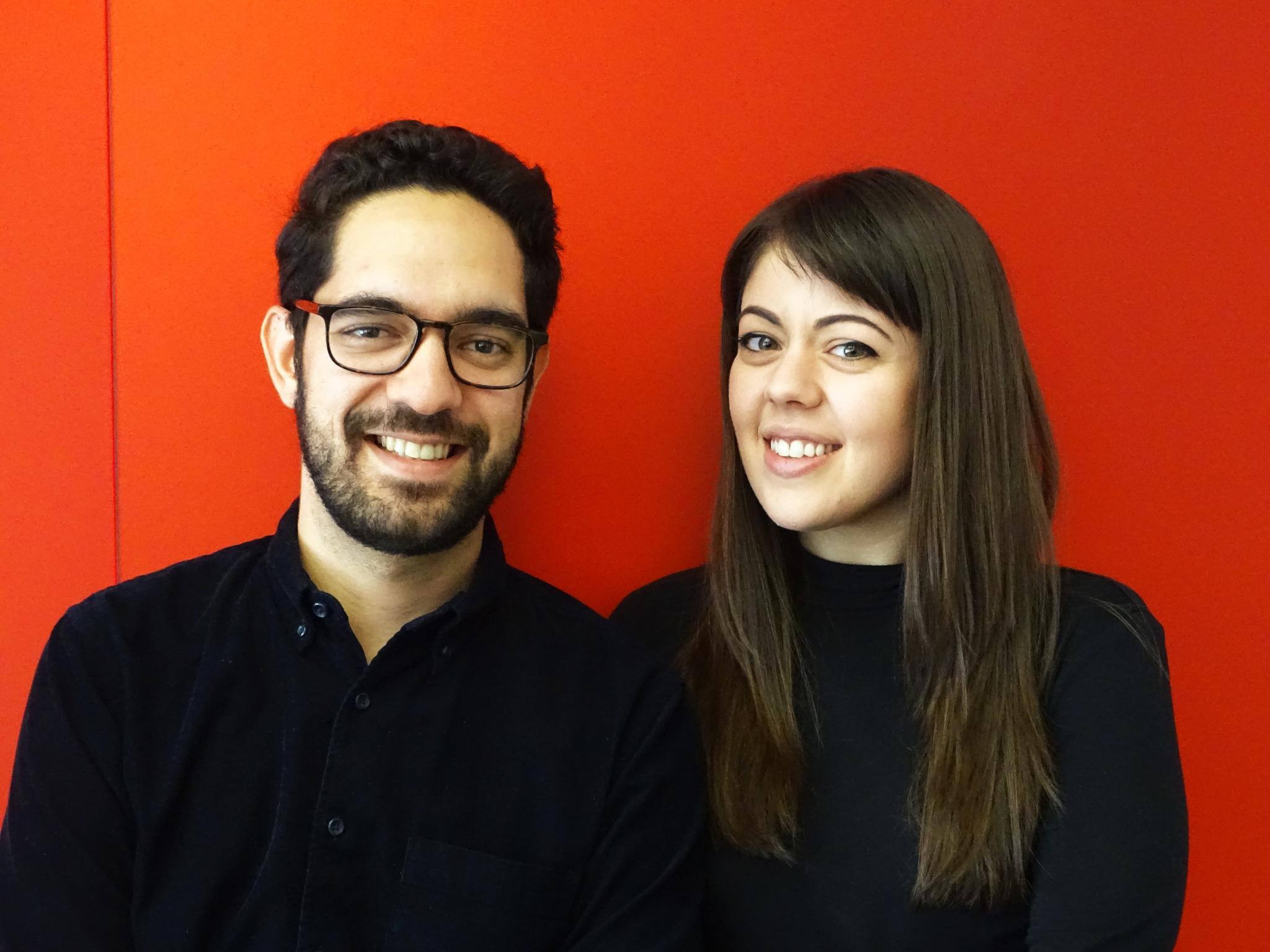 Meet Josè Ripol + Samantha Salzano, two unicorns recognized by @AdWeek for the #Creative100! https://t.co/EVHhKqPx9x https://t.co/kRAgC2Yy9i