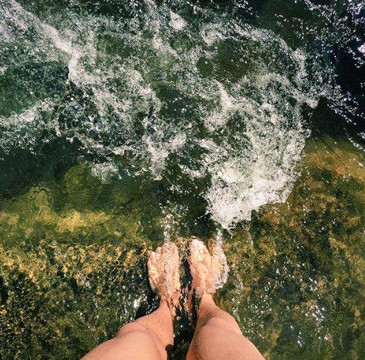 Sou do mar  #ilhadoboi pic.twitter.com/l11NDeAM16