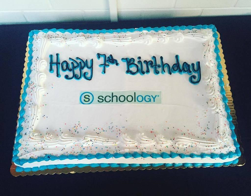 This July, we are celebrating @Schoology's 7th Birthday-help us celebrate by Liking or Retweeting this post! https://t.co/K0BhiJSoWa