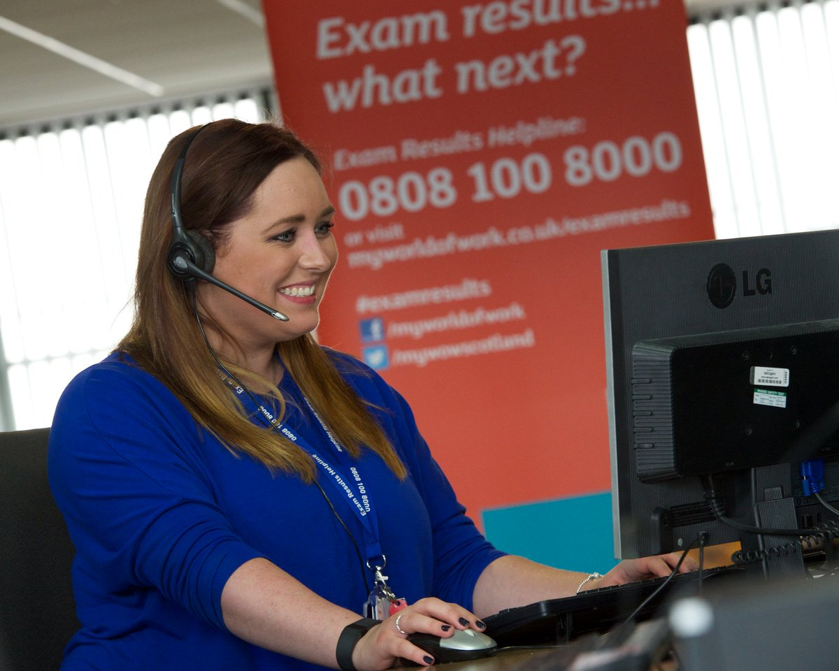 Our Exam Results Helpline will be helping thousands of young people after the postman comes  https://t.co/Seo0Ox1lXk https://t.co/QlbIN8n1Jo