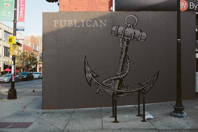 The Publican is opening a Wicker Park outpost, the Publican Anker