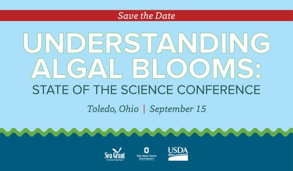 Understanding Algal Blooms: State of the Science Conf. scheduled for Sept. 15. Register: https://t.co/PMzGhvScMP https://t.co/YaPNPAdaM5