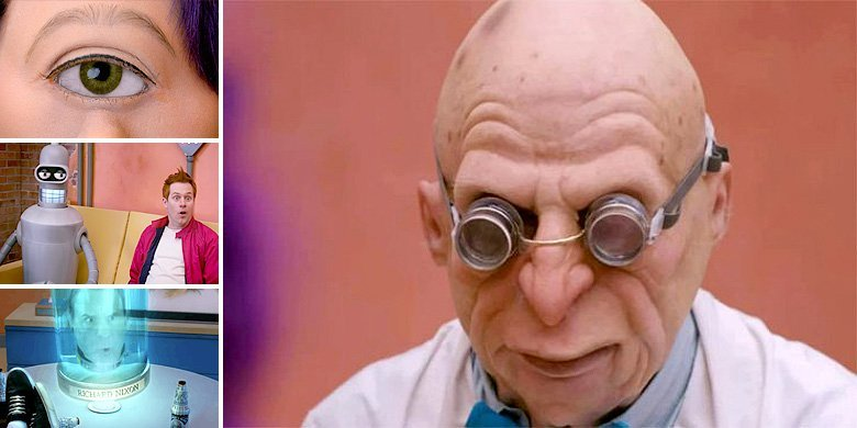 'FAN-O-RAMA' The Live Action Fan Made Futurama Movie Is Very Accurate And Very Freaky-Look… https://t.co/u0c0KxEa2g https://t.co/1khQRQUVat