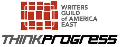 Breaking: @ThinkProgress Employees Ratify Writers Guild of America, East Contract https://t.co/6snwYLWaE9 https://t.co/HVyjVFdsrn