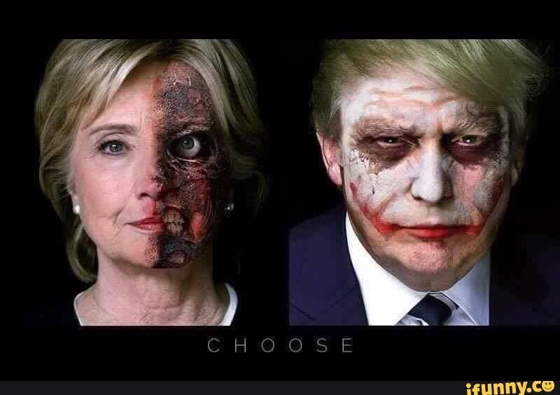 This political season we all must make a choice. #DemsInPhilly #DNCinPHL #DNC #RNC #RNCinCLE #Trump #Clinton https://t.co/DyLopHXzpe