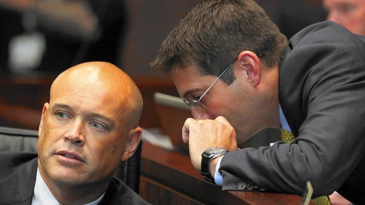 State Rep. Sandack on resignation: