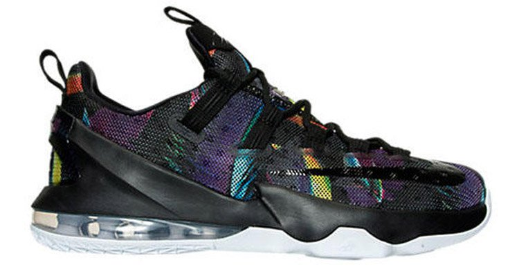 official photos e7c69 ea4eb These colorful nike lebron 13 lows are hitting retailers ...