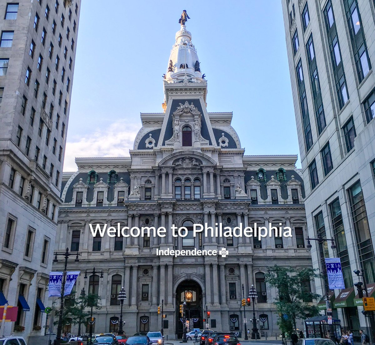 Headquartered in #Philly for nearly 80 yrs, IBX proudly welcomes the #DNCinPHL to our beautiful hometown! https://t.co/WYwMXkUFih