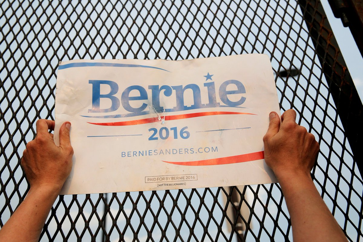 Democratic National Committee offers apology to Sanders amid convention chaos DemsinPhilly