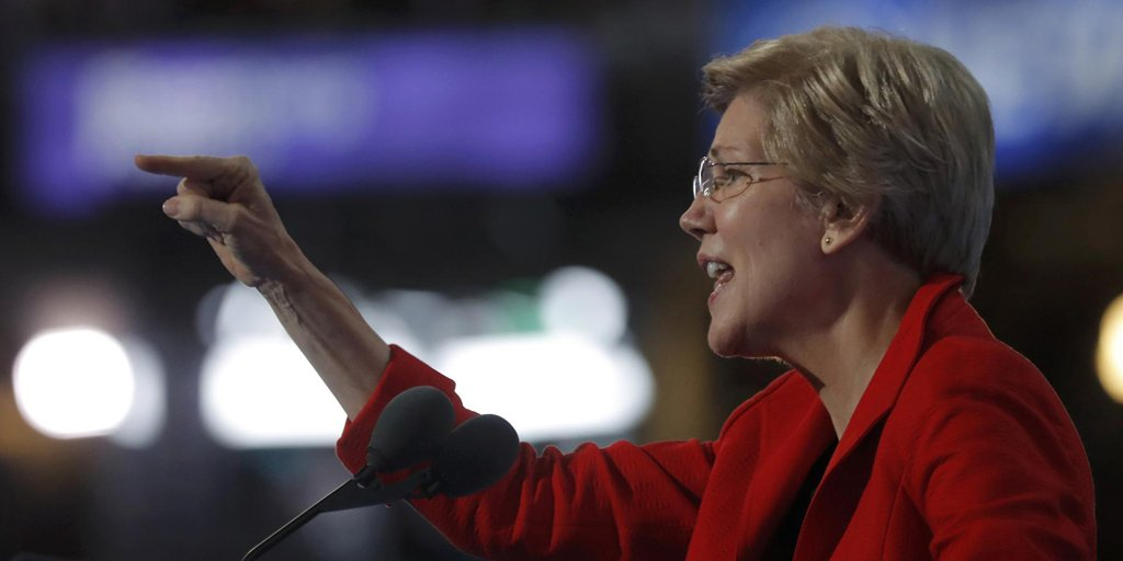 Read: Elizabeth Warren's speech from DemsInPhilly